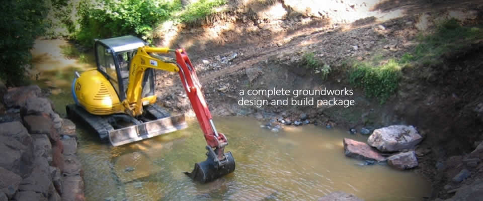 Get digging with h godfrey plant contractors for Godfrey design build